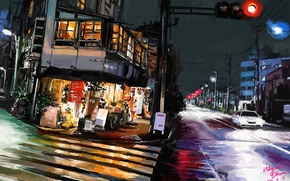 tokyo machine wallpaper
