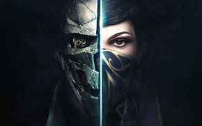 Picture Girl, Emily, Bethesda, Emily, Arkane Studios, Dishonored 2