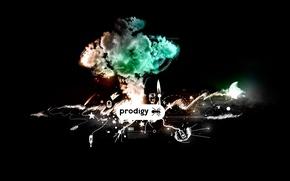 Picture Minimalism, Music, Music, Black, The Prodigy, Music Group