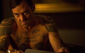 Picture actor, tattoos, The Equalizer, Marton Csokas, The great equalizer