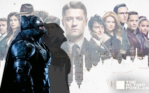 Picture Batman, The series, Batman, Gotham, Gotham, Batman v Superman: Dawn of Justice