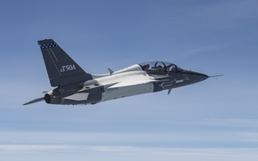 Picture the plane, Lockheed Martin, combat training, T-50A