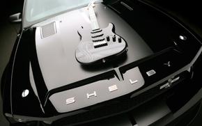 Wallpaper guitar, shelby, stratocaster, 500kr