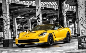 Picture tuning, Corvette, Chevrolet, Chevrolet, Corvette, Stingray, HPE700, 2015, Stingray, Ruffer Performance