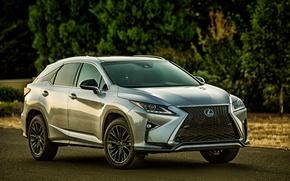 Picture Lexus, Lexus, crossover, F-Sport, 2015