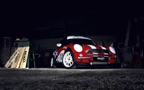 Picture Red, Wheel, Mini Cooper, Car, MINI, Mini Cooper