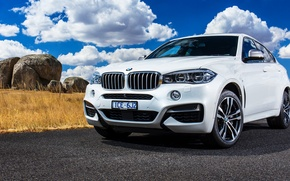 Picture BMW, BMW, F16, AU-spec, 2015, M50d