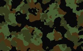 Picture texture, khaki, camouflage