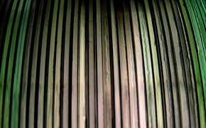 Wallpaper strips, green, strip, grey, Board, the fence, colored