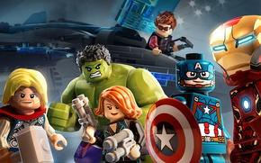 Picture iron man, Hulk, marvel, LEGO, Thor, Lego, marvel, captain america, captain America, thor, hulk, iron …