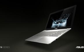 Picture computer, laptop, Hi-Tech, asus