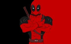 Picture Sword, Deadpool, Marvel, Deadpool, Wade Wilson