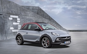 Wallpaper 2015, Opel, Opel, Rocks S, Adam, Adam