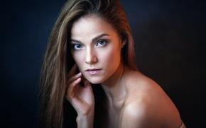 Picture look, portrait, Irina, Studio, Ira