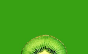 Wallpaper background, Wallpaper, food, kiwi, slice, fruit
