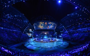 Picture Russia, Kazan, Tatarstan, Show, Kazan arena