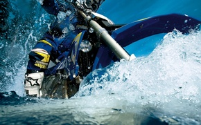 Picture water, Moto, extreme