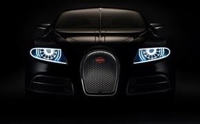Picture Bugatti, Galibier, Concept2009