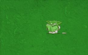 Picture humor, Iodine, tutorial, Yoda