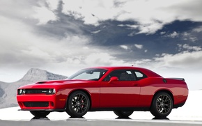 Picture Dodge, Challenger, SRT, Supercharged with HEMI Hellcat