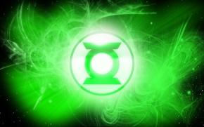 Picture logo, comics, Green Lantern, lantern, DC Comics