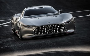 Picture Vision, Mercedes-Benz, AMG, concept, gran turismo