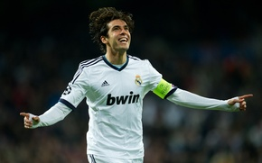 Picture real madrid, real Madrid, Champions League, ricardo kaka 2013, football wallpaper hd, football legend