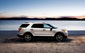 Picture car, machine, auto, ford, Ford, ford explorer