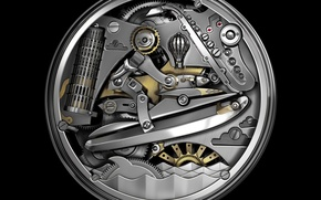 Picture Watch, Pipe, Puzzle, the leaning Tower of Pisa, Elements