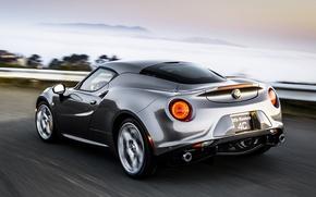 Wallpaper auto, cabrio, Alfa romeo
