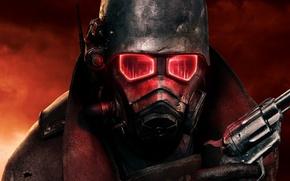 Picture Gun, Armor, Fallout, new vegas