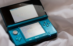 Picture nintendo, console, portable, 3ds
