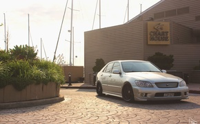 Picture turbo, lexus, japan, toyota, jdm, tuning, low, height, is200, stance, is300, rs200, XE10, as200