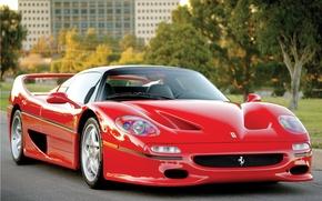Picture machine, Ferrari, Ferrari, F50, Preserial