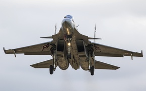 Picture fighter, multipurpose, Su-30, MKИ