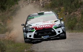 Picture Citroen, DS3, WRC, Rally, Mads Ostberg, FAS