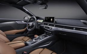 Picture Audi, audi, salon, interior