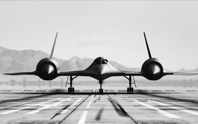 Picture scout, Blackbird, Lockheed, SR-71, strategic, supersonic