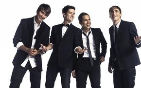 Picture Big Time Rush, James Maslow, Logan Henderson, Carlos PenaVega, Kendall Schmidt