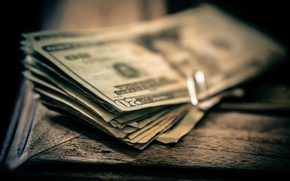 Picture money, dollars, bills