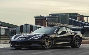 Picture Corvette, Chevrolet, Chevrolet, Coupe, Corvette, Stingray, Prior-Design, 2015, Stingray, PDR700