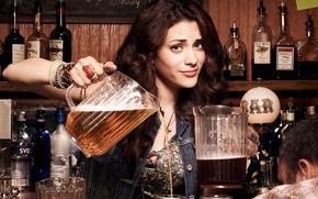 Picture beer, bar, stand, Inbar Lavi