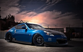 Picture nissan, tuning, 370z