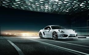 Picture Porsche, 2013, TechArt, Cayman S