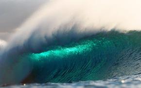 Wallpaper sea, wave, water