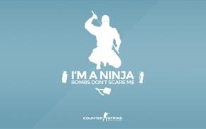 "Picture kit, CS GO, Counter Strike Global Offensive, Серия ""CS GO Situation"", I'm a ninja, Bombs …"