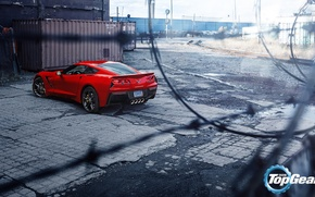Picture Corvette, Chevrolet, Top Gear, Top Gear