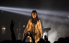 Picture Band, Concert, Performance, Mulatto, Artist, Stage, FKA Twigs