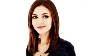 Picture girl, face, hair, beauty, actress, beauty, Victoria Justice