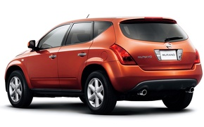 Picture Nissan, crossover, Murano